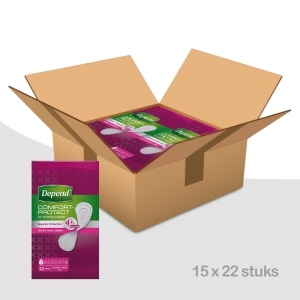 voordeelbox Depend ultra mini