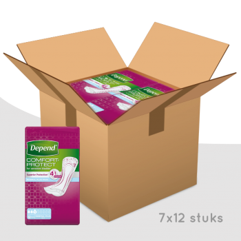 Maandbox Depend Verband Normal Plus
