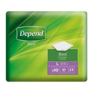 depend bed onderlegger 60x90