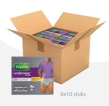 Depend box mannen pants maximum